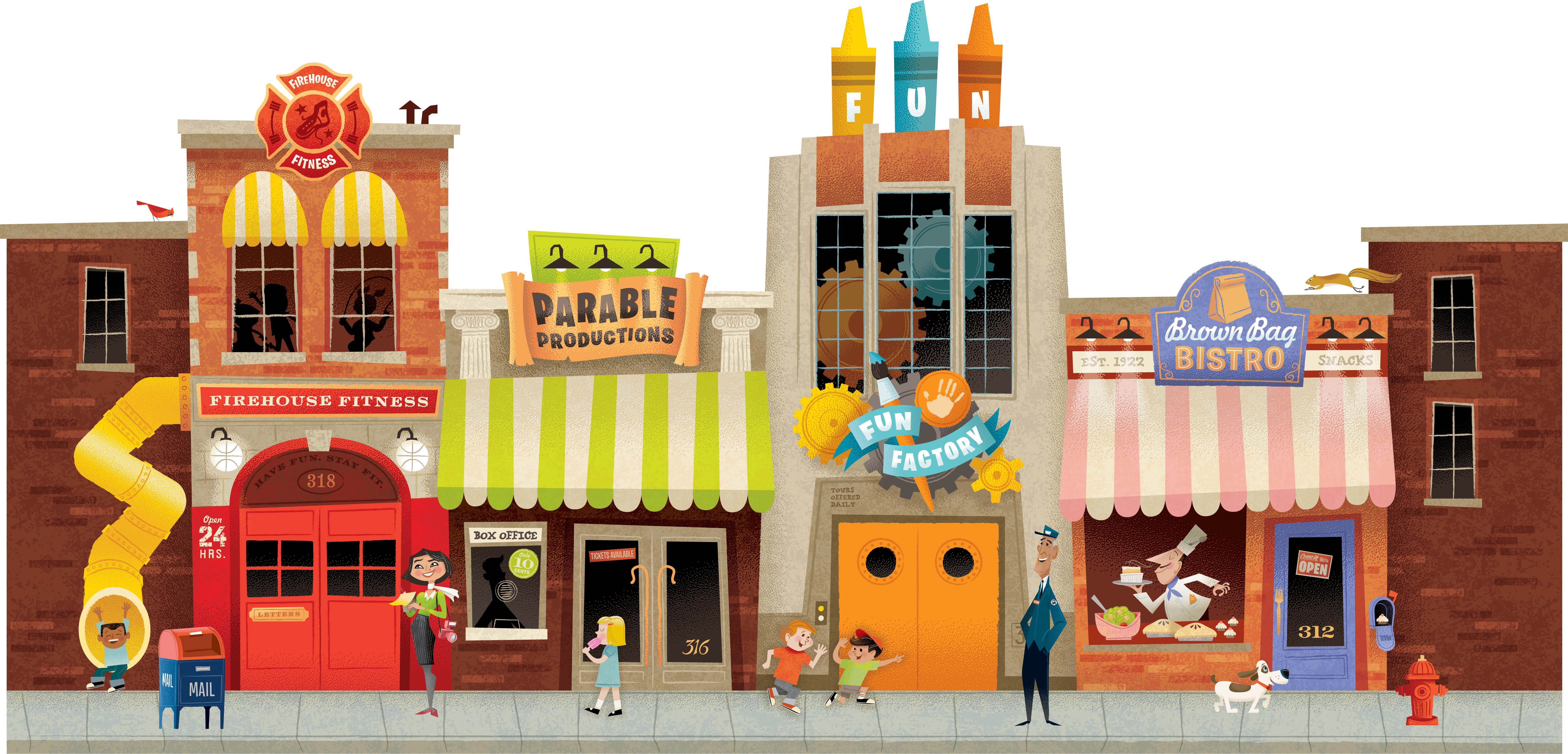 Free City Street Cliparts, Download Free Clip Art, Free Clip.