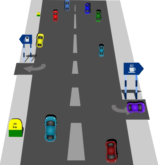Street clip art road free clipart clipart kid » Clipart Station.