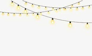 String Lights PNG Images, String Lights Clipart Free Download.
