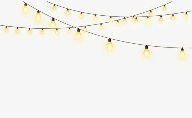 Free Creative Pull String Lights Lighting, Light Bulb, Lights.