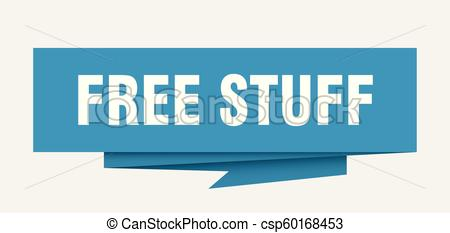 free stuff.