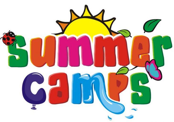 summer camp clip art free.
