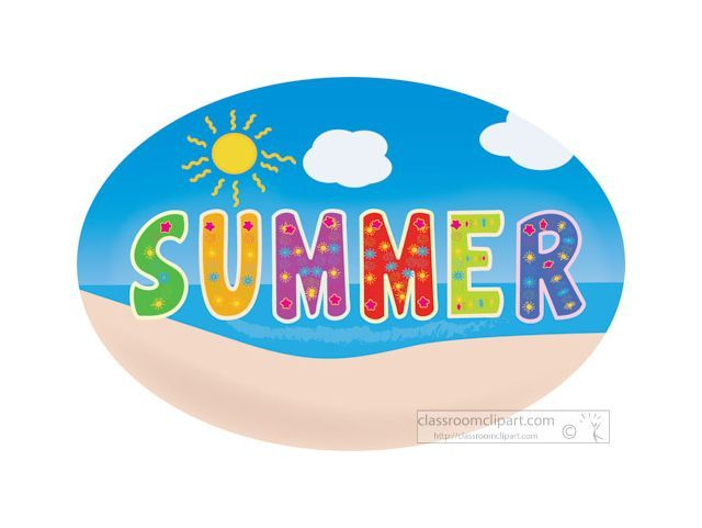 Free Summer Clipart High Projects Quality.