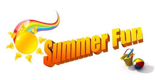 Free clipart summer fun » Clipart Station.