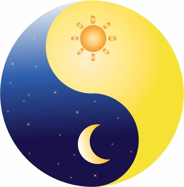 Sun moon free vector download (2,026 Free vector) for commercial.