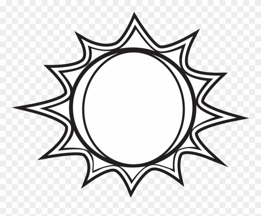 Sun Black And White Black And White Sun Clipart Free.