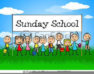 Free Clip Art Sunday School Clipart.