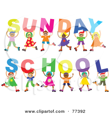 Free sunday school clipart 1 » Clipart Station.