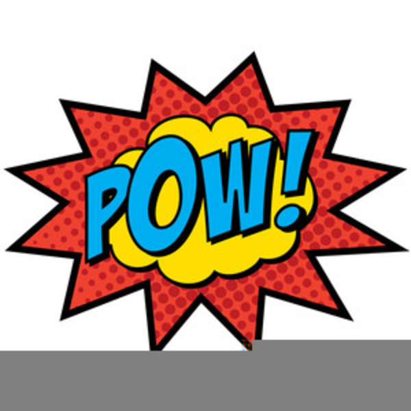 Free Superhero Clipart Images.