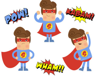 Free Comic Superhero Cliparts, Download Free Clip Art, Free Clip Art.