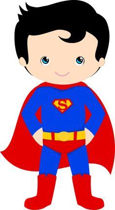 Free Superhero Clipart Downloads.