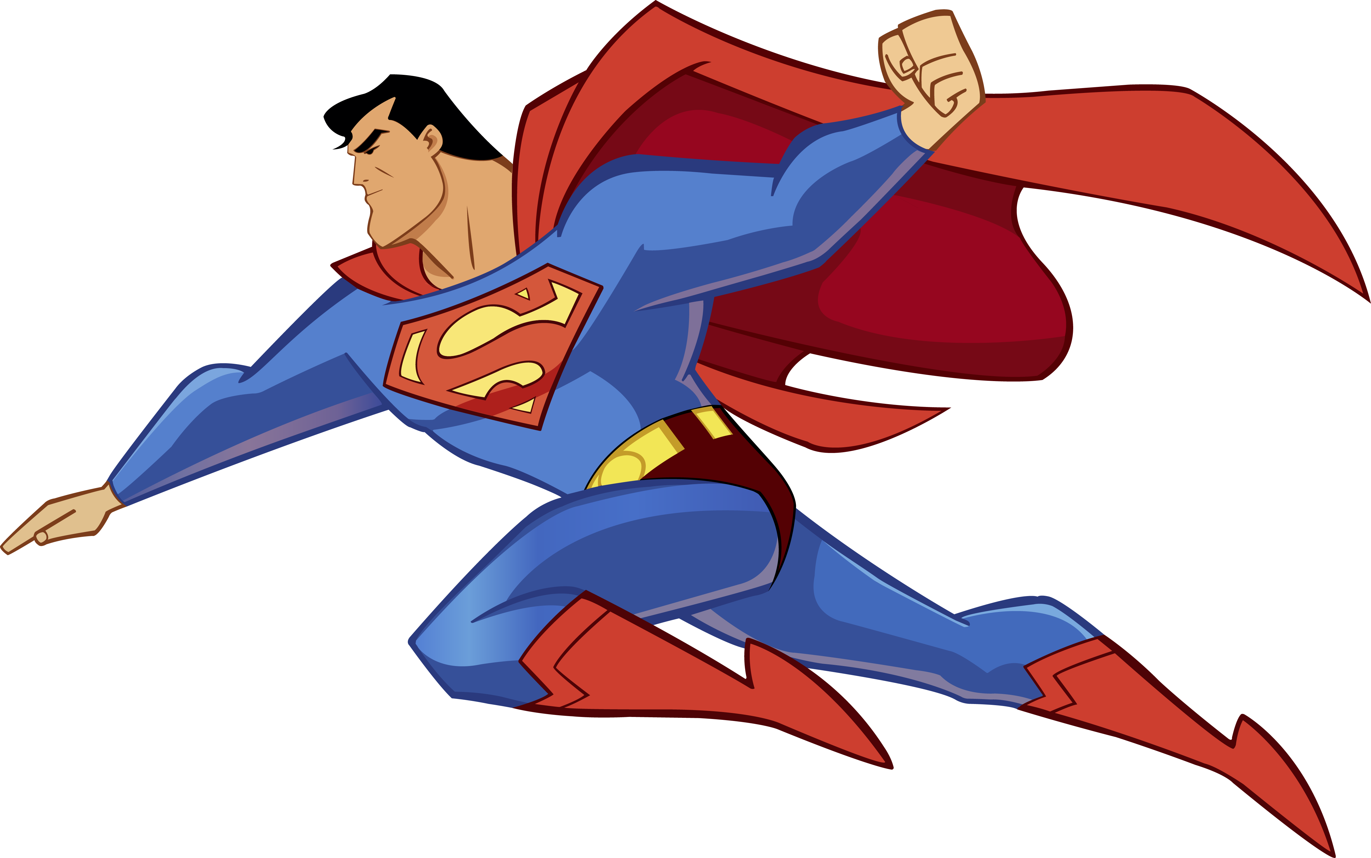 Free to share free superman clipart.