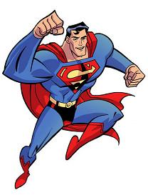 Superman Clipart.