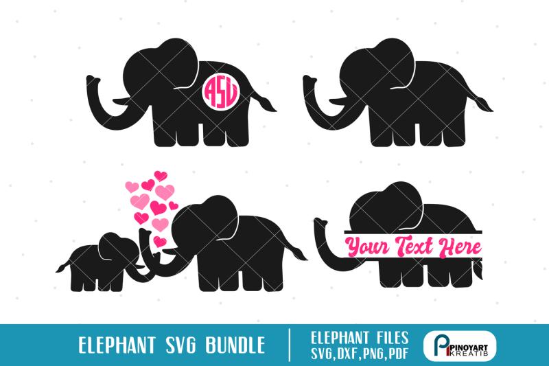 Free elephant svg, elephant svg file, baby elephant svg, elephant.