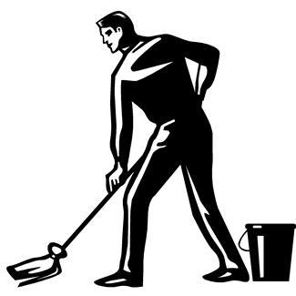 Cleaning housekeeping clipart free images.