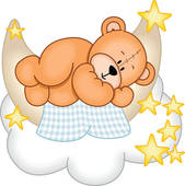 Sweet Dreams Clip Art.