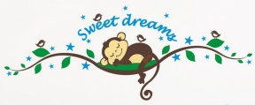 Sweet Dreams Clipart.