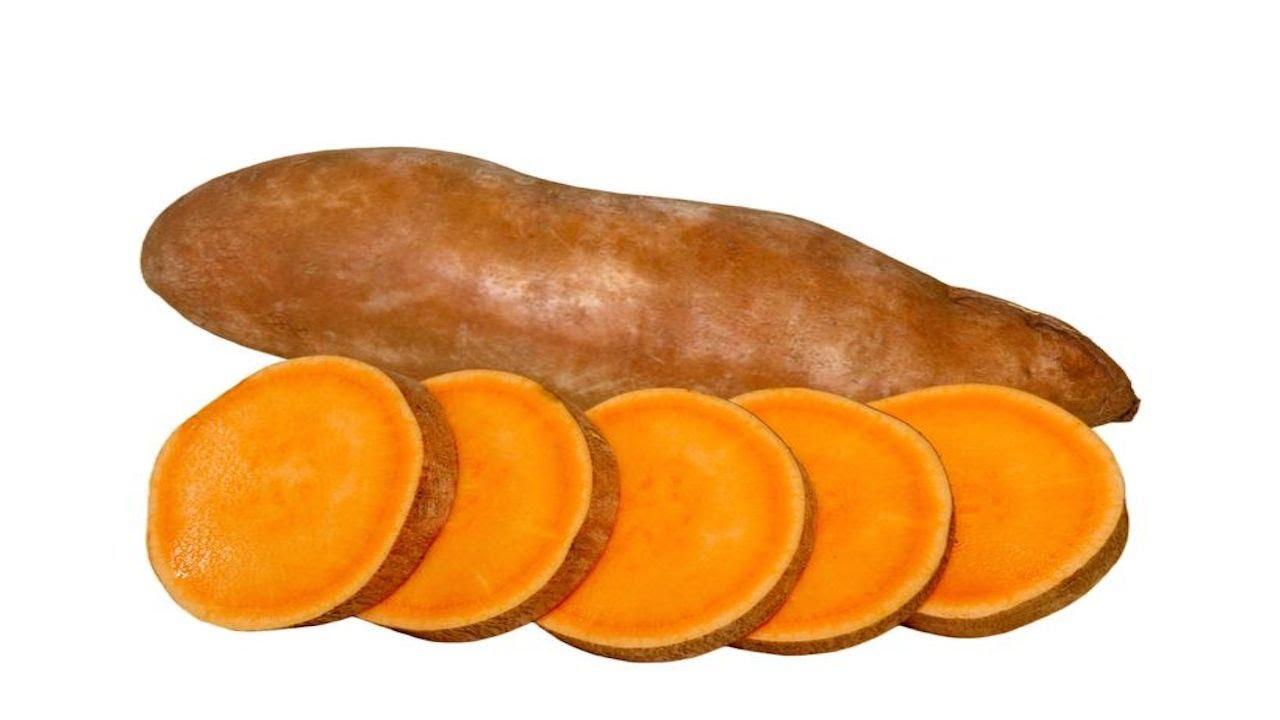 Sweet Potato Clipart.