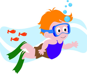 Free Swimming Clipart Images.