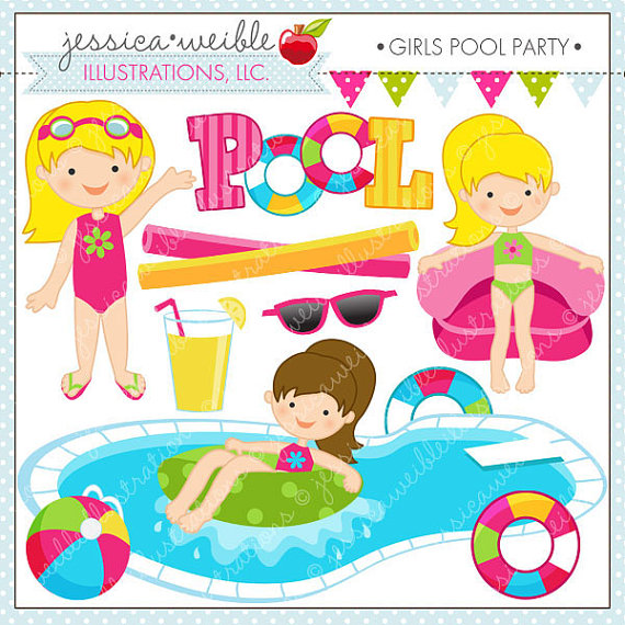 Free Pool Party Cliparts, Download Free Clip Art, Free Clip.