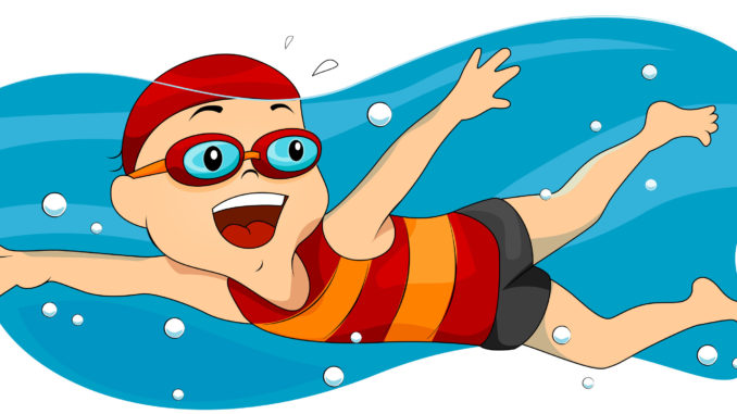 Free swimming clipart 5 » Clipart Station.