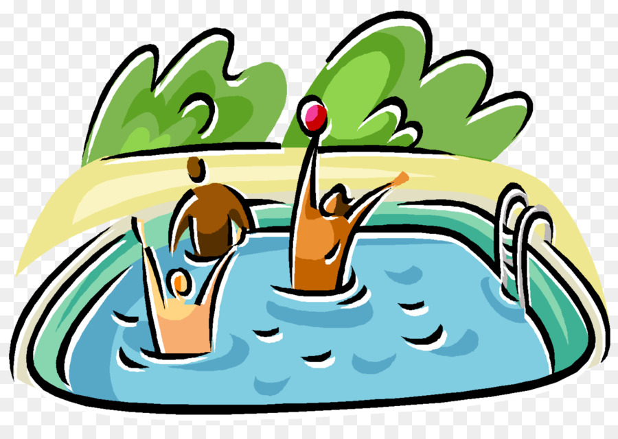 Swimming Cartoon png download.