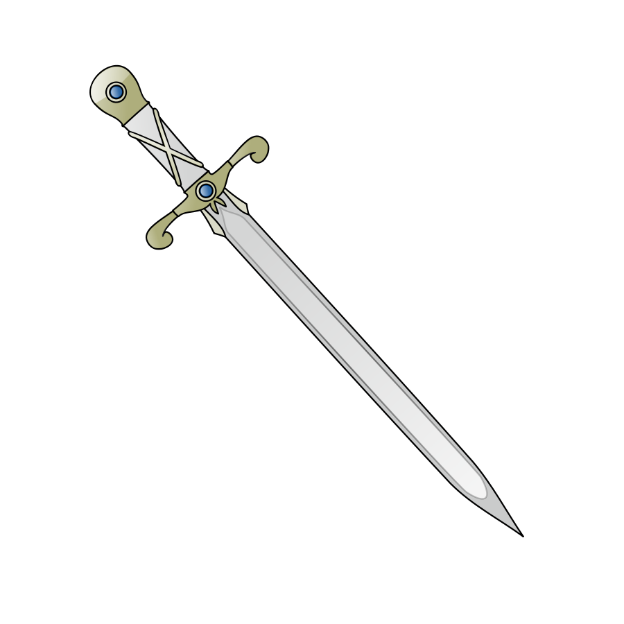 Free Swords Cliparts, Download Free Clip Art, Free Clip Art.