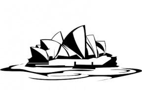 Sydney Opera House Clipart, Cliparts Of Sydney Opera House Free.