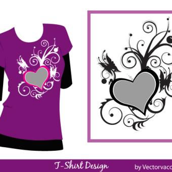 30+ T shirt Designs Vectors.