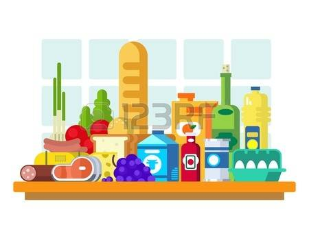 37,564 Table Food Cliparts, Stock Vector And Royalty Free Table.