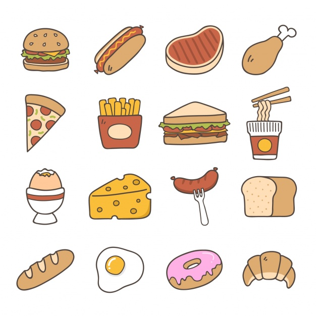 Food Vectors, Photos and PSD files.
