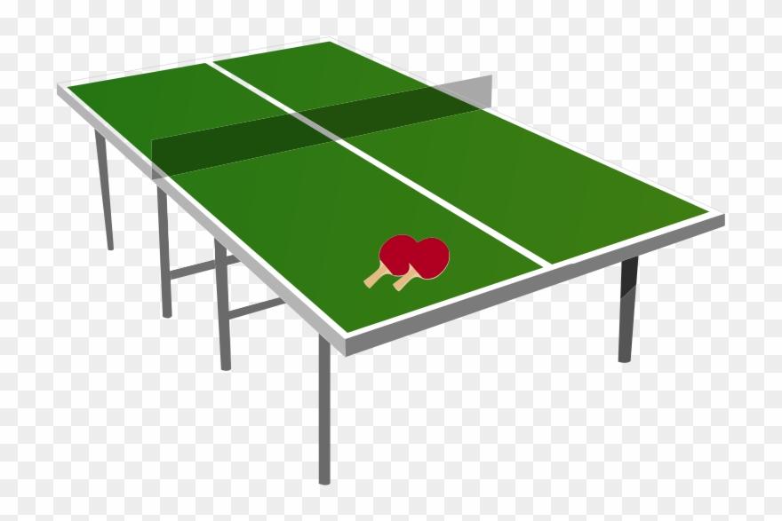 Free Table Tennis Clip Art.