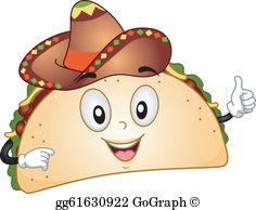 Taco Clip Art.