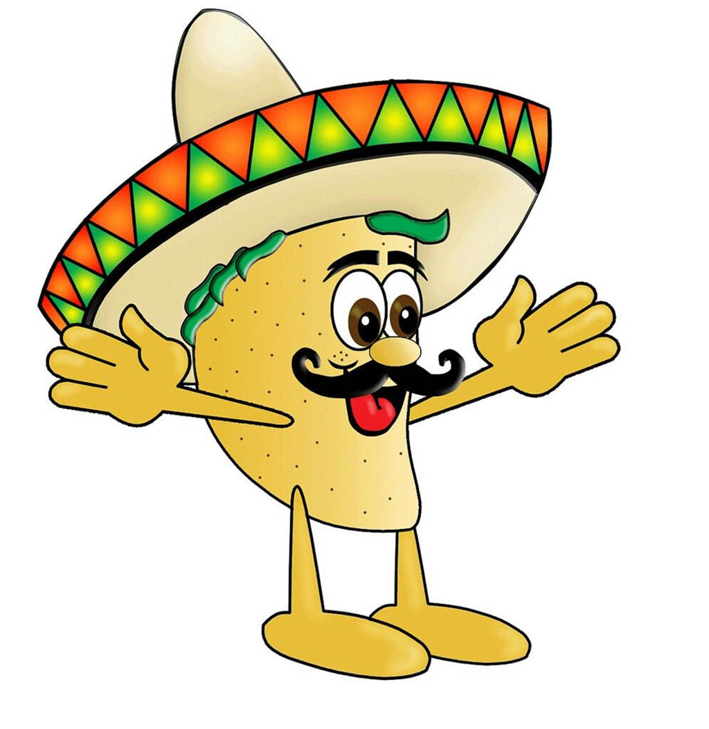 Taco Clipart Shocking Cartoon Pictures.