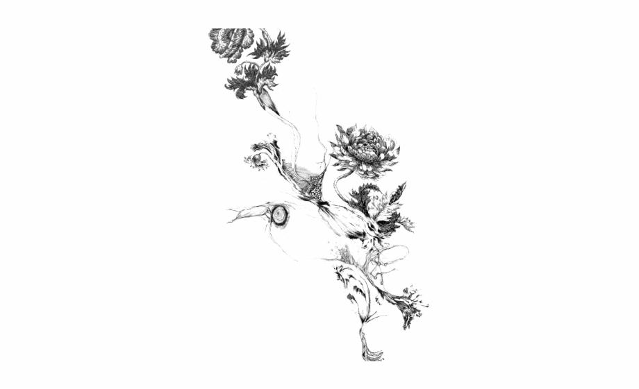 Flower Tattoo Png Transparent Images.