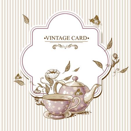 13,817 Tea Party Stock Illustrations, Cliparts And Royalty Free Tea.
