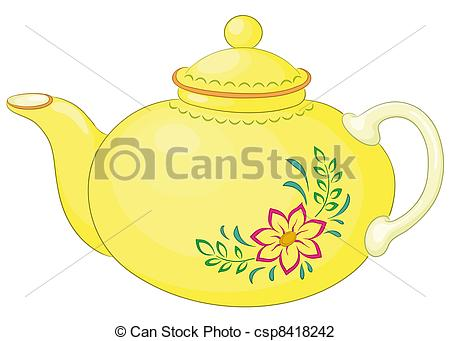 Teapot Clipart and Stock Illustrations. 25,144 Teapot vector EPS.