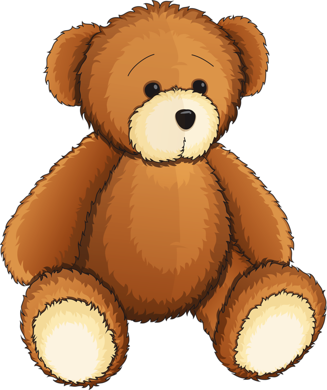 Free Clipart Images Of Teddy Bears.
