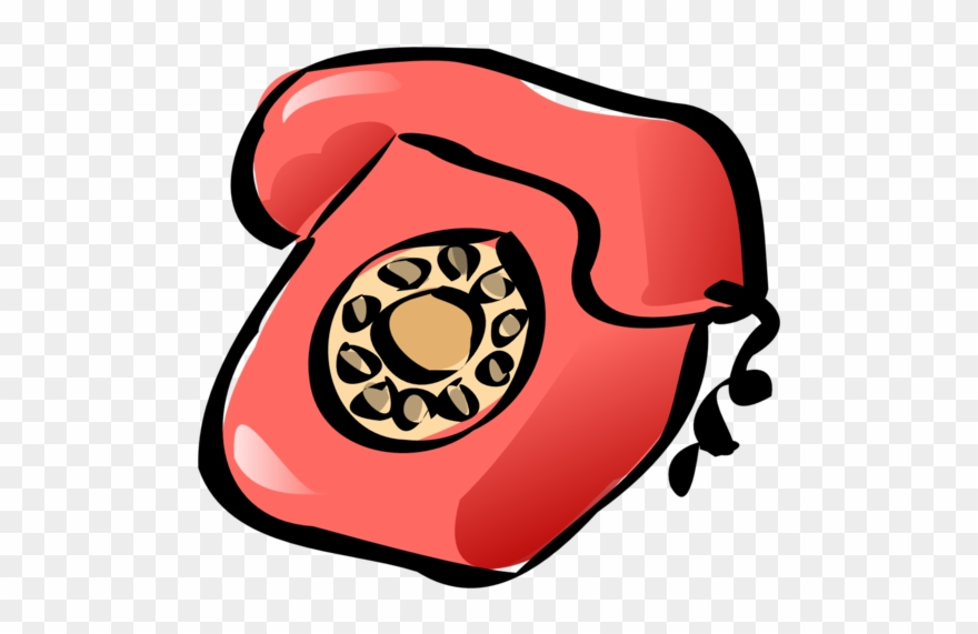 Telephone Clip Art Phone Clipart Image 6.