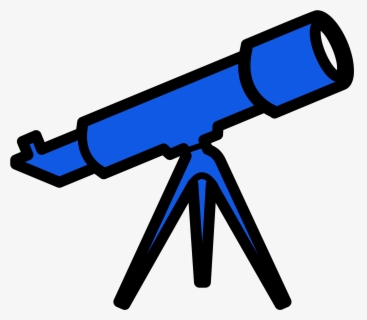 Free Telescope Clip Art with No Background.