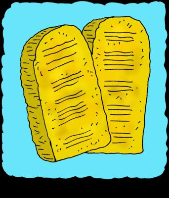 Download Free png 10 Commandments Clipart.