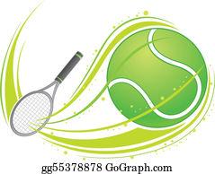 Tennis Clip Art.