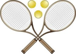 Tennis clipart royalty free 8 tennis clip art vector image #4297.
