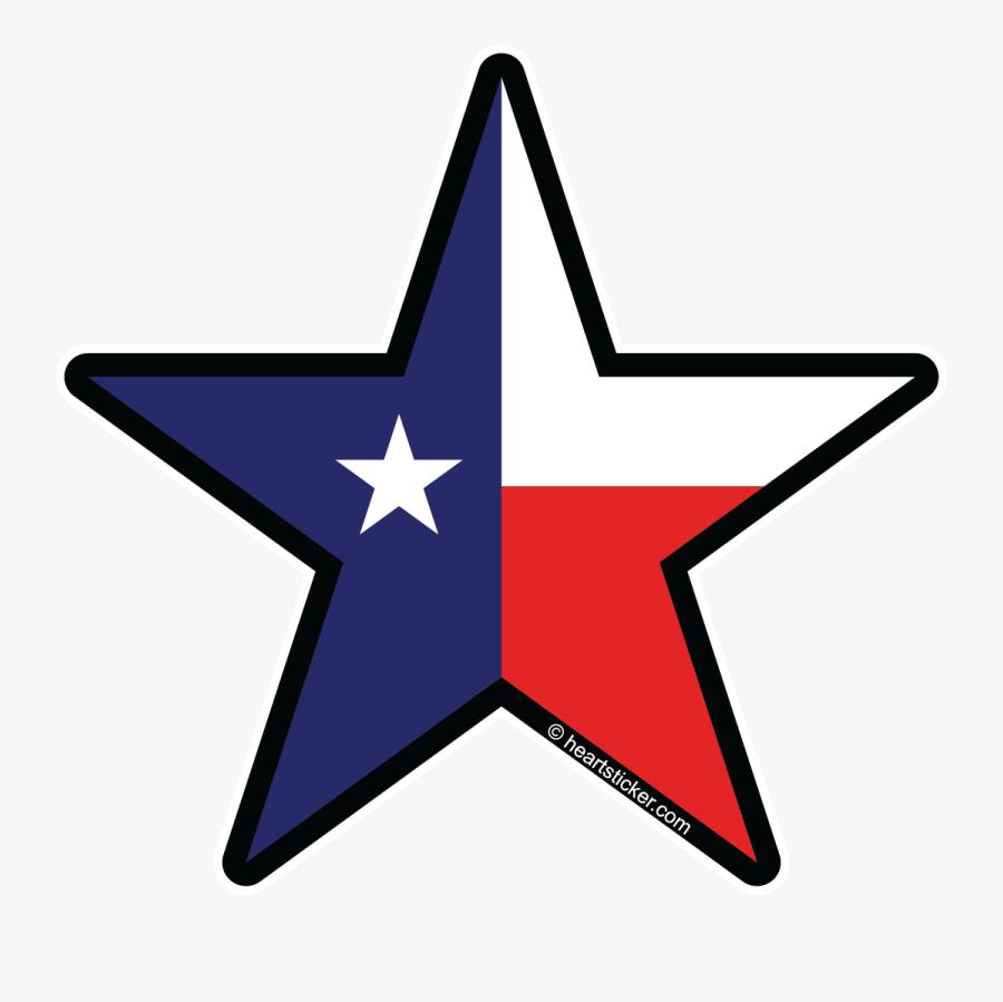 Transparent Texas Star Png.