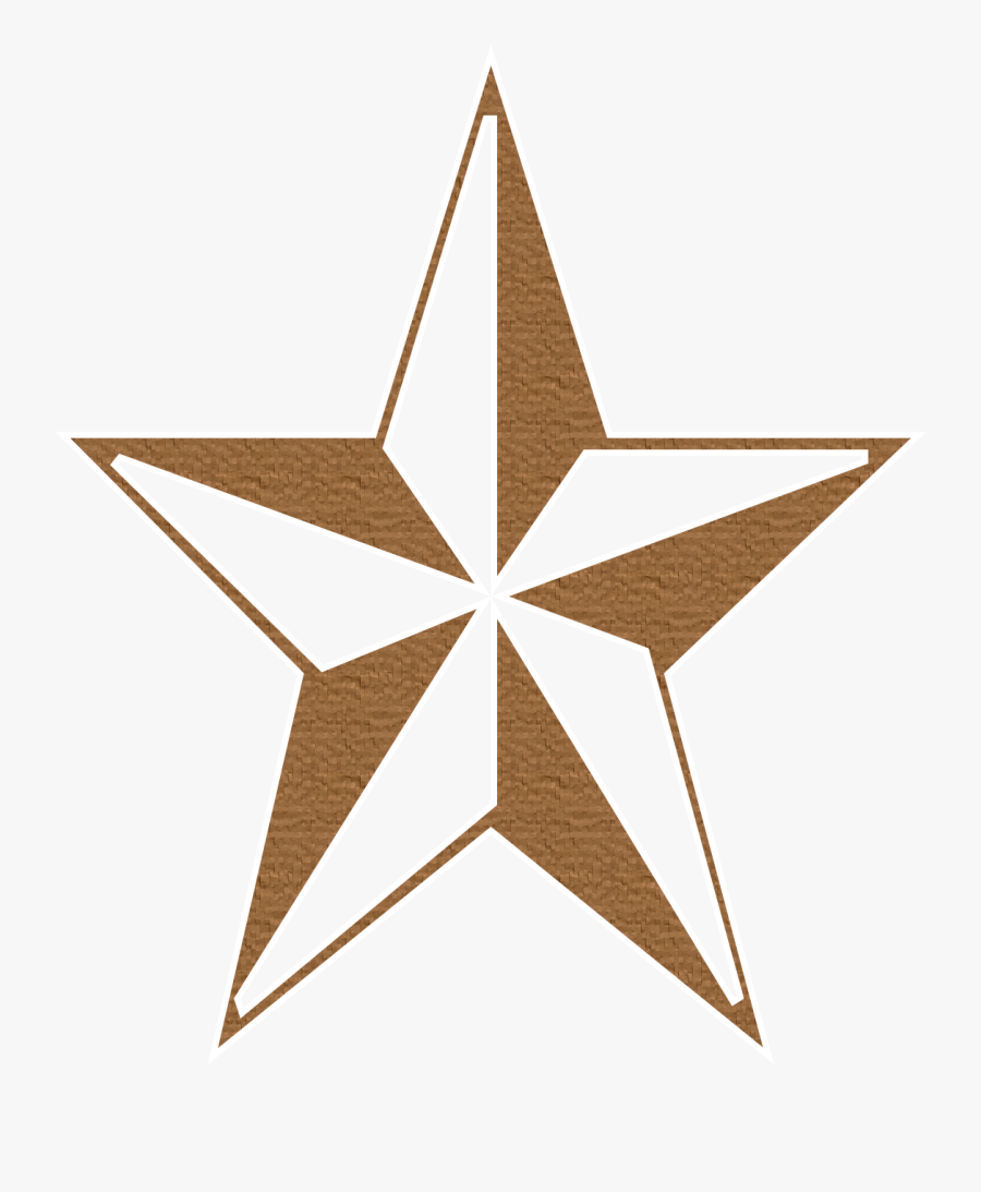 Texas Star Png.