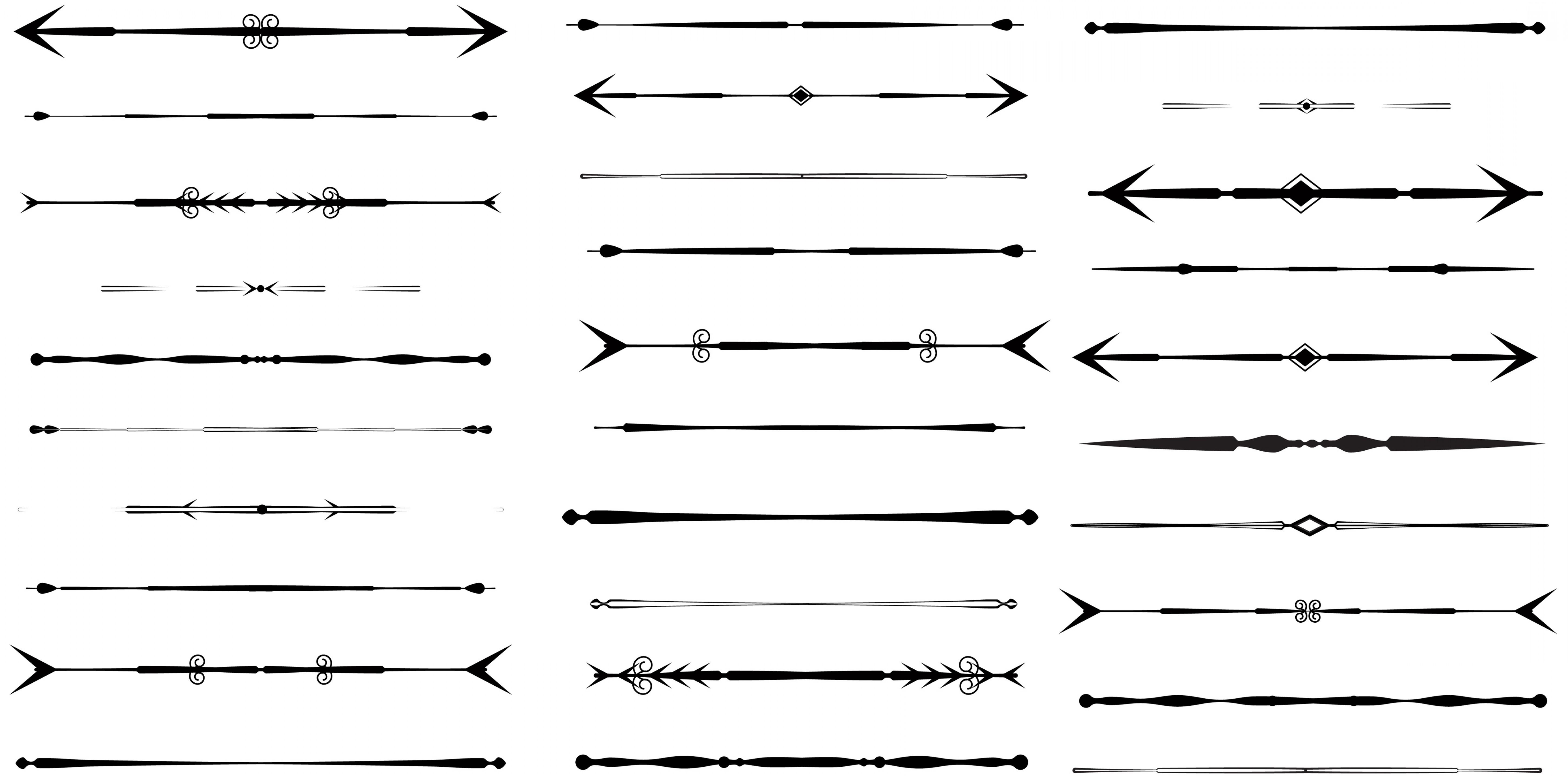 Free Arrow Divider Cliparts, Download Free Clip Art, Free Clip Art.