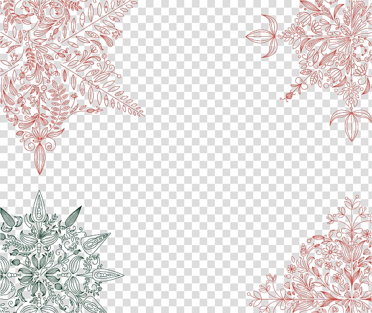 Free texture decorative pattern buckle material transparent.