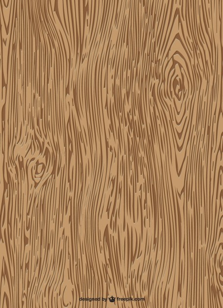 Wood Pattern Grain Texture Clip Art Free Vector.