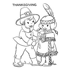 Top 25 Thanksgiving Coloring Pages For Your Toddlers.