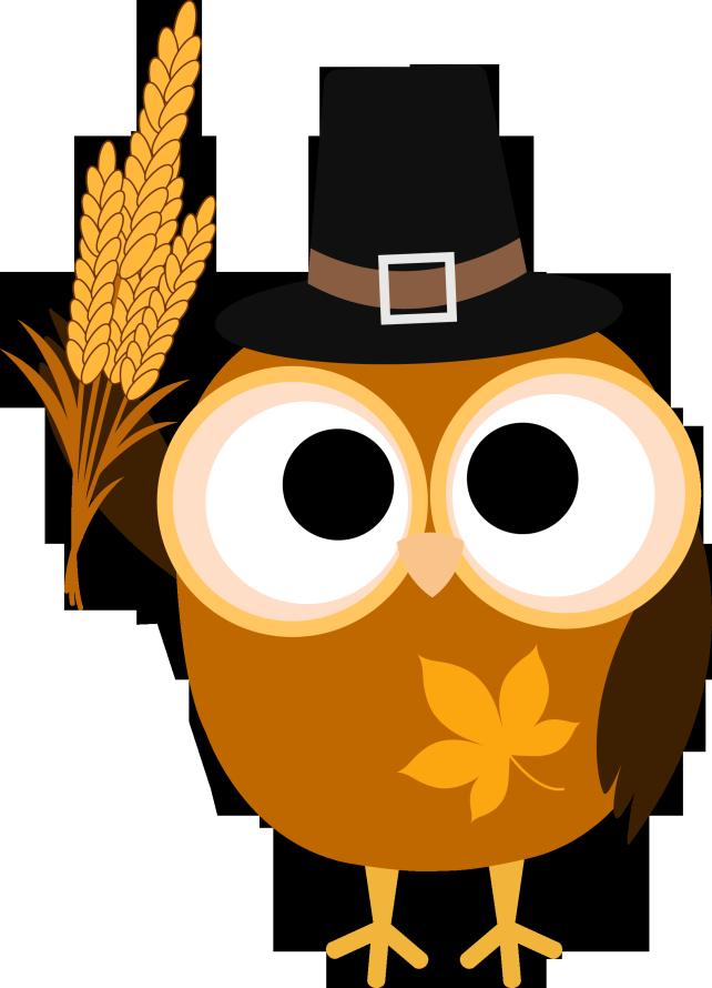 Owl clipart thanksgiving, Owl thanksgiving Transparent FREE.